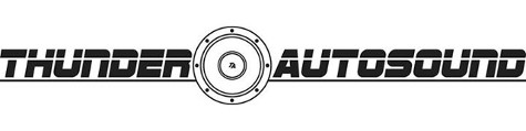 Logo, THUNDER AUTOSOUND - Car Audio Systems